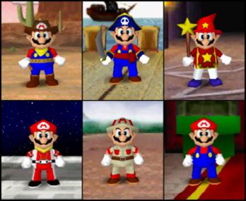 Mario Mario Party 2