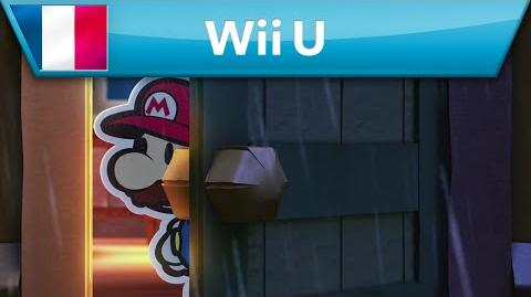 Paper Mario Color Splash - Bande-annonce de l'E3 2016 (Wii U)