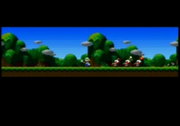 SMRPG Screenshot Paradenleiter-Luigi