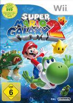 Verpackung Super Mario Galaxy 2 D