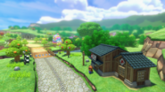 Animal Crossing - MK8 (été) 2