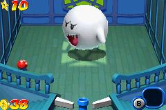 Mario vs bigboo