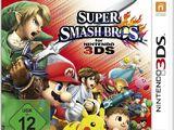 Super Smash Bros. for Nintendo 3DS/Galerie
