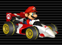 Intrépide II Mario