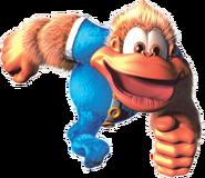 Kiddy Artwork 3 - Donkey Kong Country 3