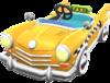 MKT Taxi jaune