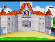 SM64 Screenshot Schlussszene
