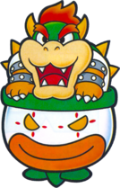 Art Bowser Koopa-mobile PM
