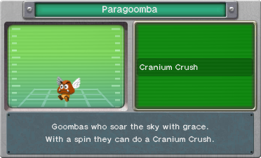 BISDX- Paragoomba Profile