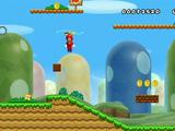 Mundo 1 (New Super Mario Bros. Wii)