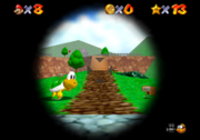 SM64 Screenshot Honolulu-Haubitze 2