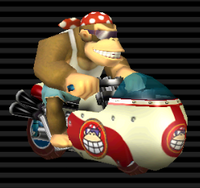 Torpille Funky Kong
