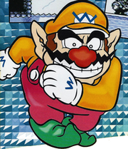 WL2 Wario promo artwork
