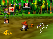 Jungle DK - MK64 3