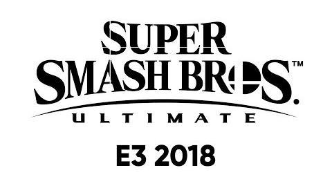 Super Smash Bros. Ultimate en el Nintendo Direct E3 2018