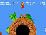 Super Mario Bros. (WarioWare: Twisted!)