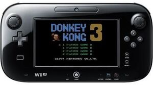 ドンキーコング3 プレイ映像