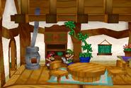 Inside Mario's Pad (Paper Mario)