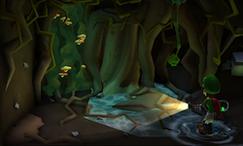 LM2 Screenshot Baumwurzeln