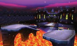 MK7 Screenshot Bowsers Festung 2