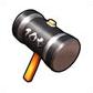 MKAGPDX Sprite 10T Hammer