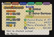 PM interface menu
