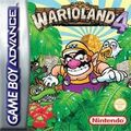 Wario Land 4 PAL Boxart