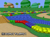 170px-MKDS Donut Plains-1-