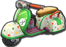 MK8 Sprite Fashion-Scooter