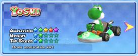 MKAGP2 Screenshot Yoshis Standard-Kart