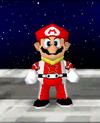 MP2 Mario Space Land