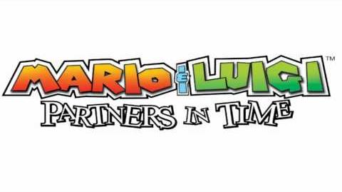 Mario and Luigi Partners in Time Soundtrack - Shroob Castle