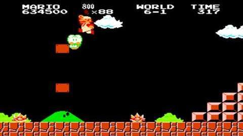 Super Mario Bros. - World 6-1