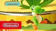 Yoshi's Crafted World - Publicité de lancement (Nintendo Switch)