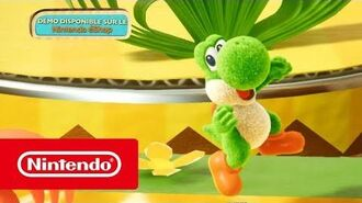 Yoshi's Crafted World - Publicité de lancement (Nintendo Switch)