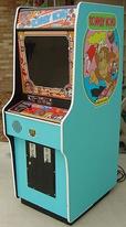 Arcade de donkey kong