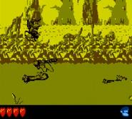 DKL2 Screenshot Sumpf der Fässer