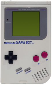 Game Boy - Grey Model