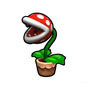 MKAGPDX Sprite Piranha-Pflanze
