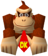 MP3 Sprite Donkey Kong