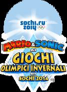 Mario&SonicSOTCHI2014 - Logo IT-EU