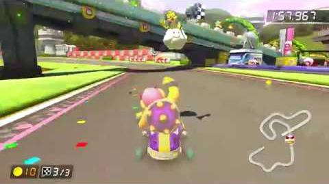 N64 Royal Raceway -150cc- - 1-57.967 - Z★ dmn (Mario Kart 8 Deluxe World Record)