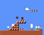 SMB World 5-2 NES 2