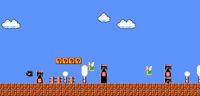 SMB World 7-1 NES 1