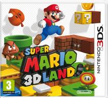 Коробка PEGI - Super Mario 3D Land