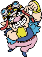 443px-Wario Dance Gold