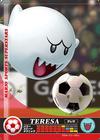 Carte amiibo Boo football