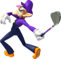 MGWT Artwork Waluigi