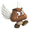 Paragoomba, New Super Mario Bros. U