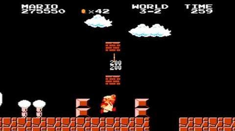 Super Mario Bros. - World 3-2